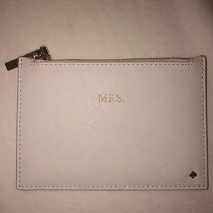 Kate Space MRS card holder